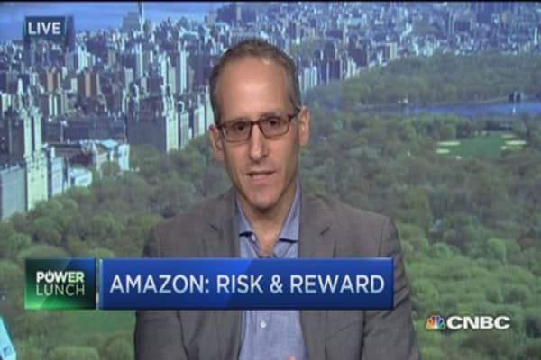 Amazon: Risk & reward