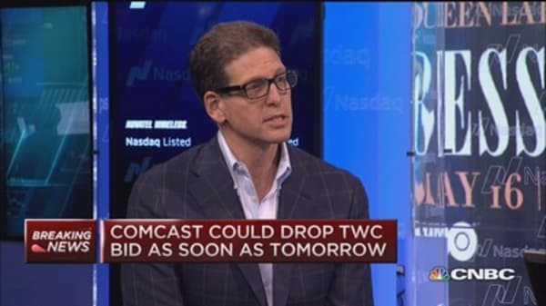 Comcast, Time Warner Cable deal on the rocks