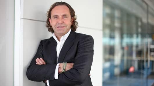 Thomas Flohr, founder and chairman of VistaJet Holding.