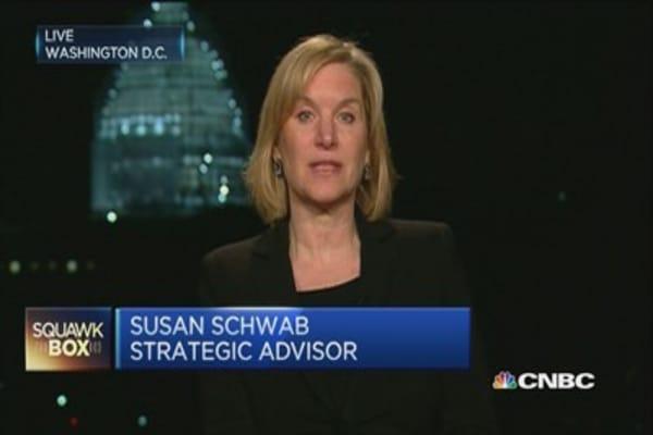 US Senate panel clears trade bill