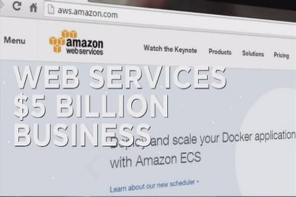 Amazon atop the Cloud