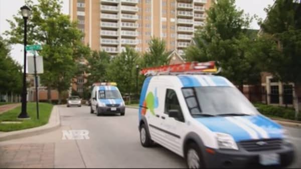 Google Fiber attracts startups