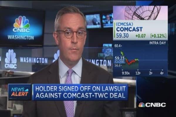 How Comcast-TWC deal fell apart