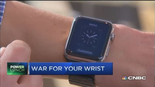 Apple Watch success will depend on this