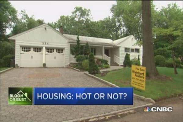 Housing: Hot or not?