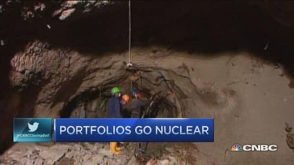 Uranium is hot! Portfolios go nuclear