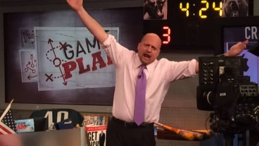 Jim Cramer on Mad Money.
