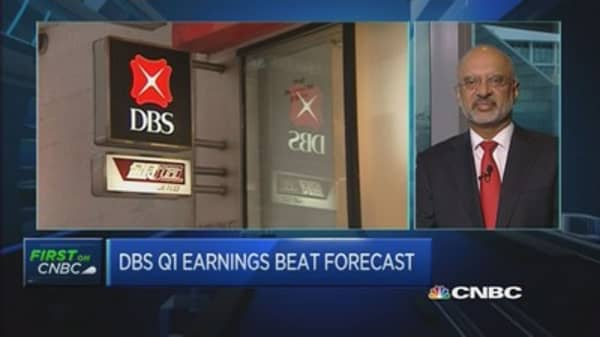 DBS: Q2 to yield better results