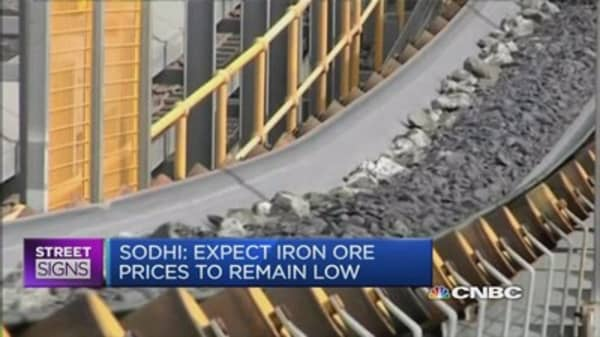 Don't get too excited about iron ore: Pro