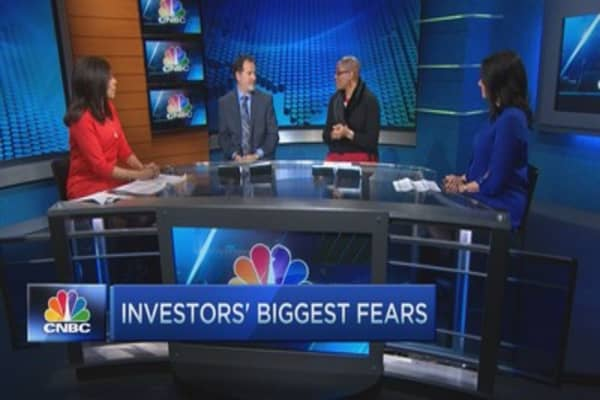 Advisors address investors' biggest fears