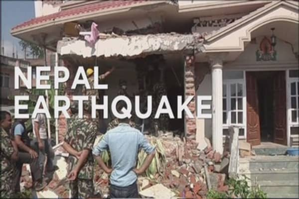 Facebook and Google apps help in Nepal aftermath