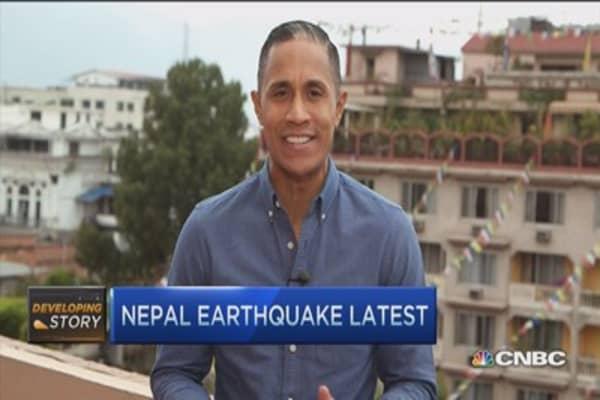 Nepal earthquake latest