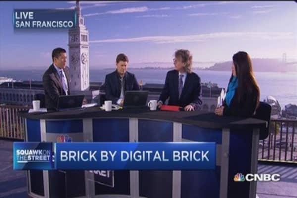 Building Houzz brick by digital brick: CEO