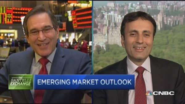 Santelli Exchange: Emerging market outlook