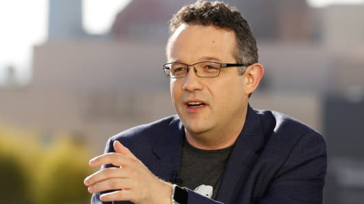 Phil Libin, CEO of Evernote.