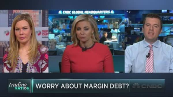 Trouble on market's margins?