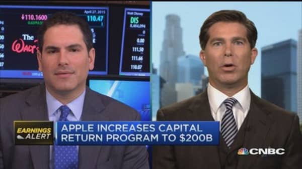 Apple earnings amazing: Pro