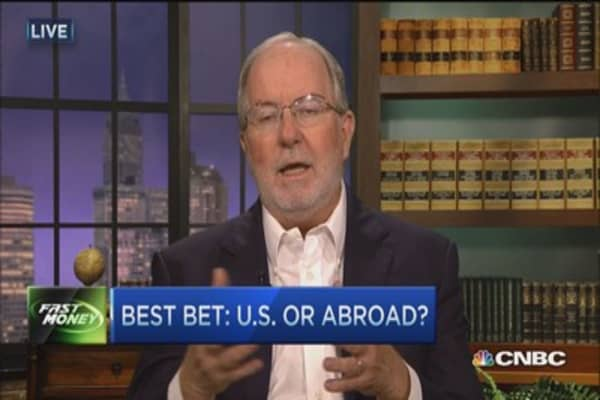 Bet outside the US? Gartman looks abroad