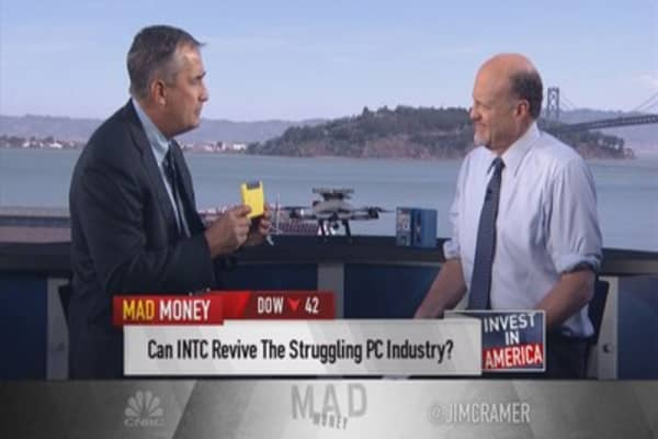 Intel CEO: Innovation goal