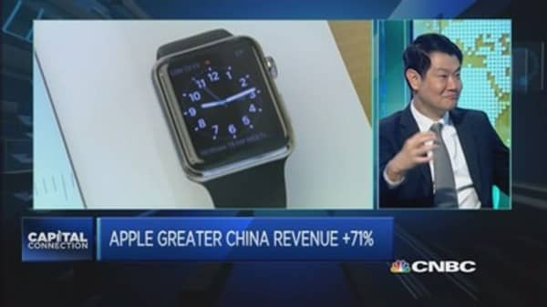 Why Apple still has a firm grip on the China market