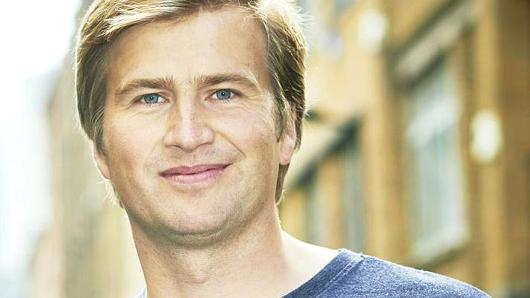 Kristo Käärmann, co-founder and CEO of TransferWise