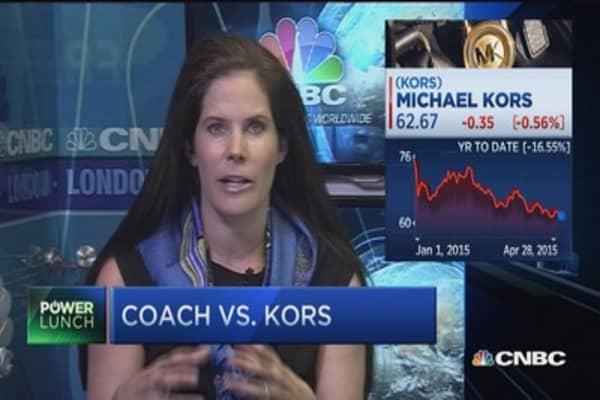 Coach vs. Kors
