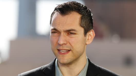 Nathan Blecharczyk, co-founder and CTO of Airbnb.
