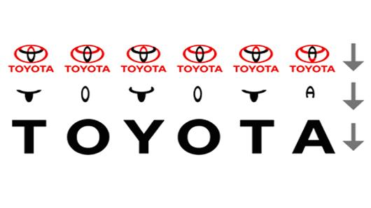 13 famous logos with hidden messages