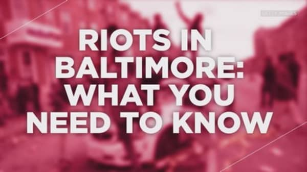 Chaos in Baltimore: What you need to know