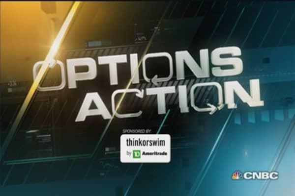 Options Action: Bullish bet on Time Warner