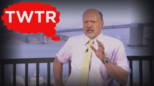 Cramer: Here¿s why Twitter tanked