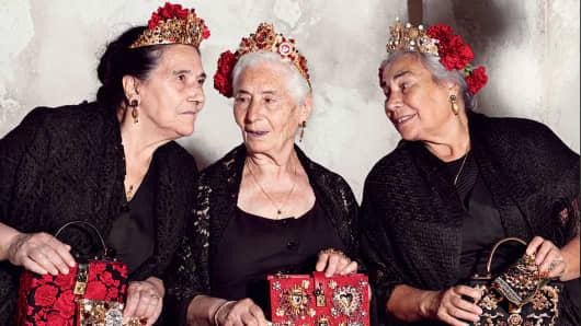 Dolce & Gabbana's Summer 2015 campagin