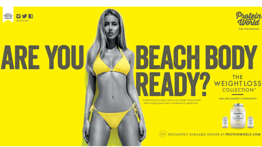 The Danger of Sexist Sterotypes In Advertising