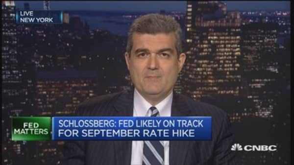 Is the market frustrated with rate hike talk?