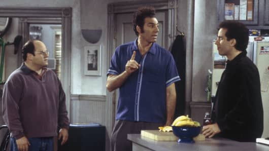 Hulu secures rights to stream Seinfeld.