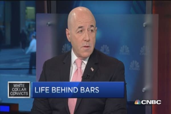Worst day behind bars: Kerik & Nacchio