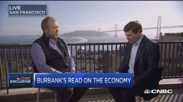 Burbank's stock picks