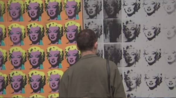 The serious business of art collecting in Hollywood