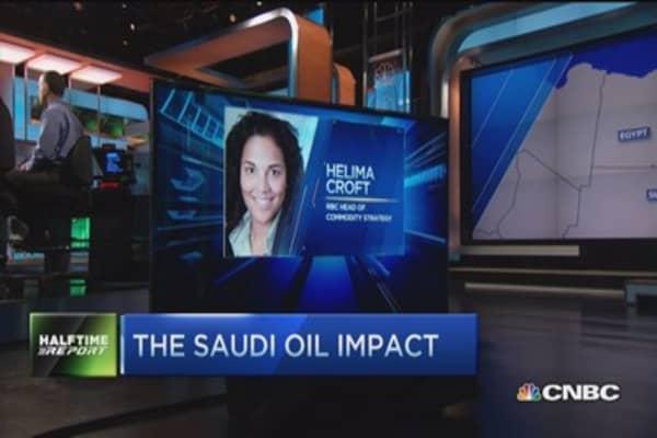 The royal Saudi shakeup