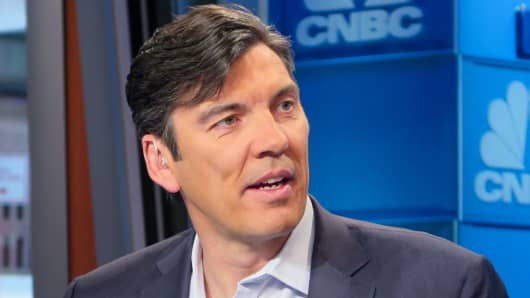 Tim Armstrong, CEO of AOL.