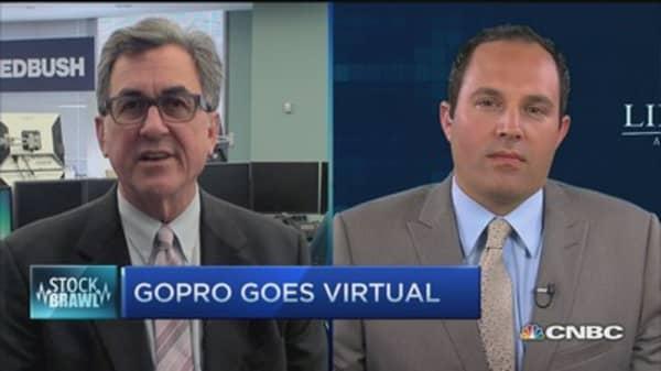 Stock brawl: GoPro a 'one-trick pony?'
