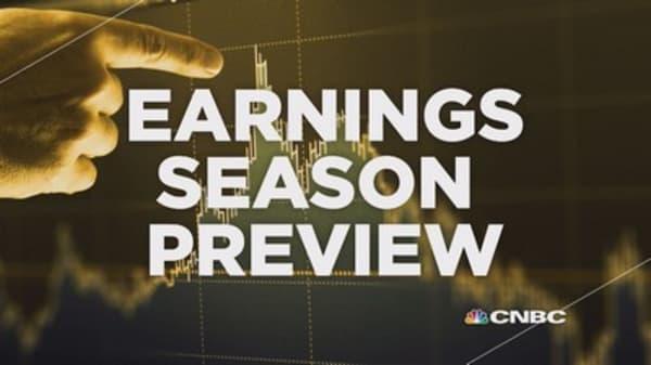 Earnings season preview
