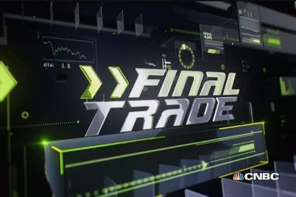 Fast Money Final Trade: TWTR, XLE, ANTM & BHI