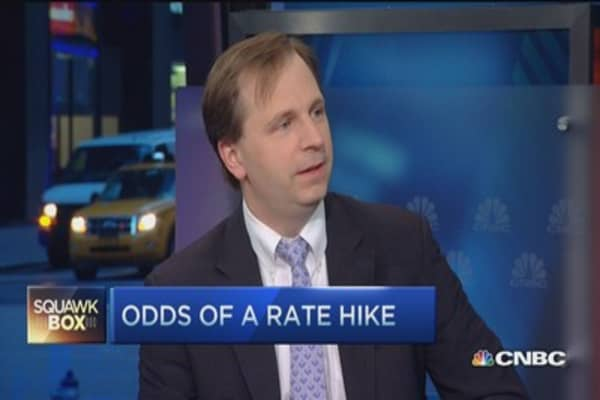 Odds of a rate hike? September: Pro