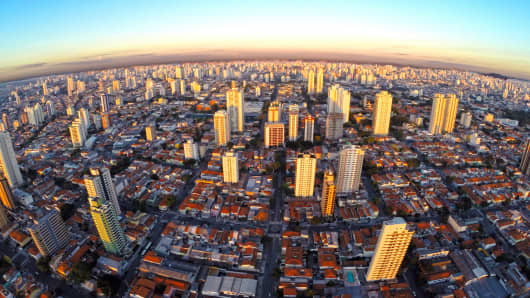 San Paulo, Brazil.