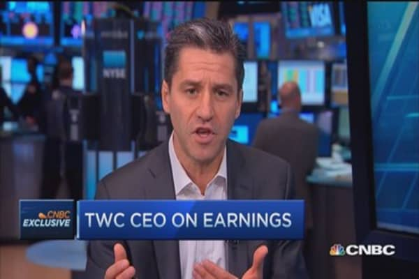 Prepared for a future on our own: TWC CEO