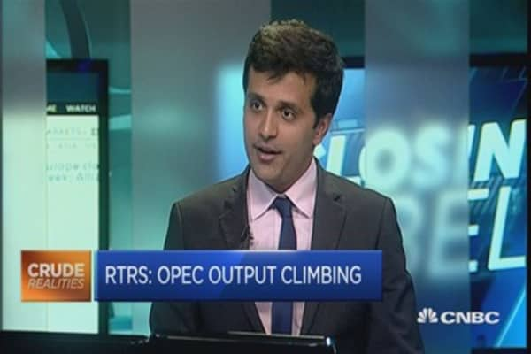 Earnings: The future for oil and Shell