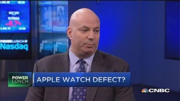 Apple Watch defect?