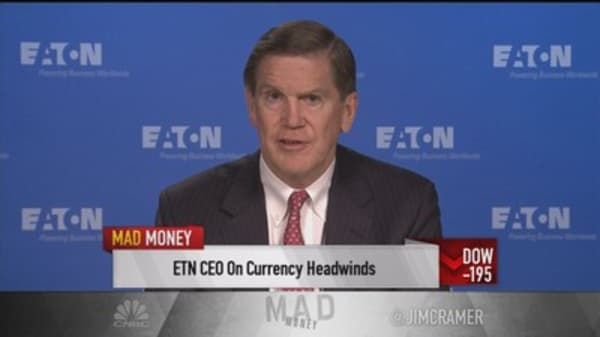 Eaton CEO: Confident in new products