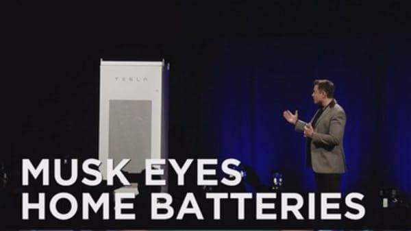 Tesla to jolt the electricity market